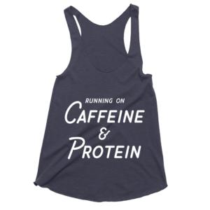 Caffeine & Protein
