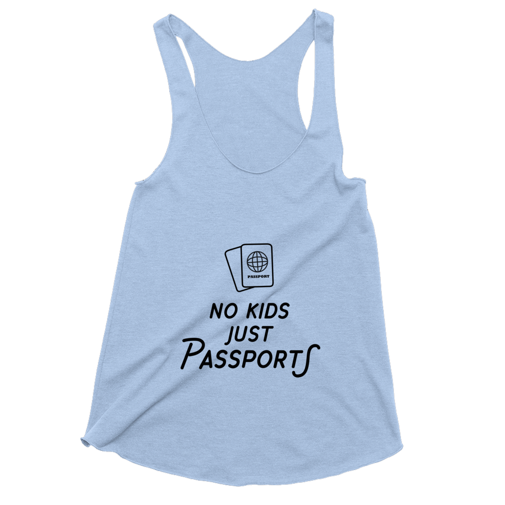No Kids Just Passports