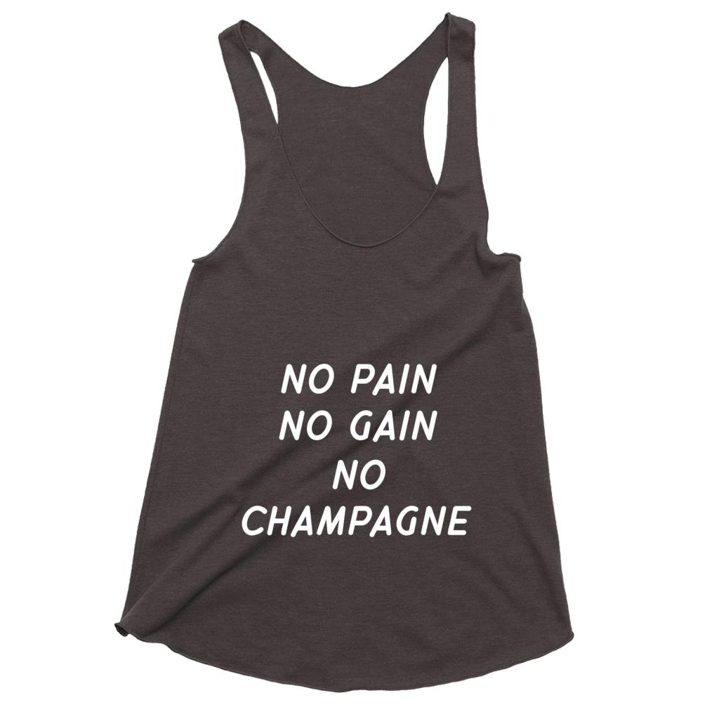 No Pain No Champagne